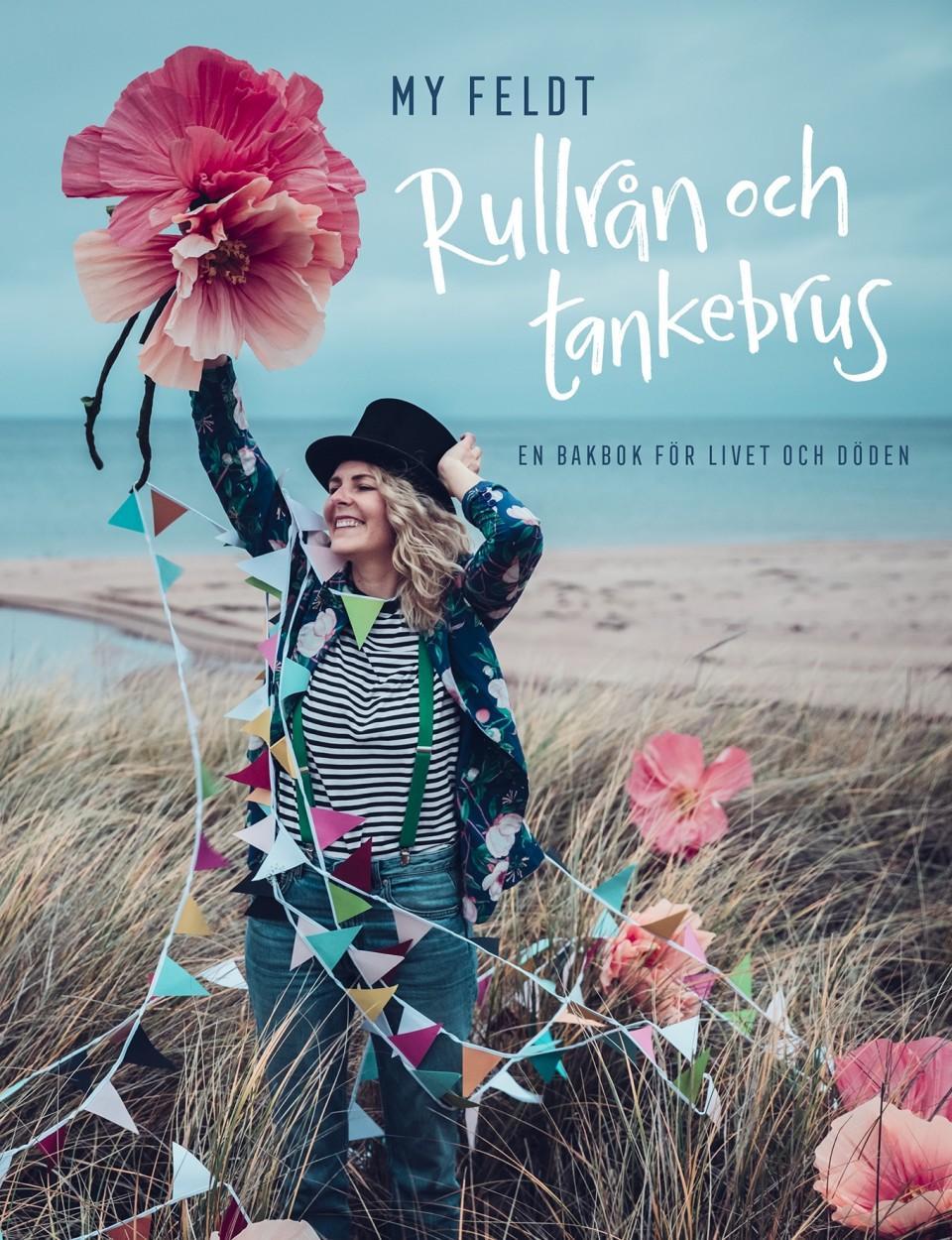 Bokomslag till boken Rullrån och tankebrus av My Feldt