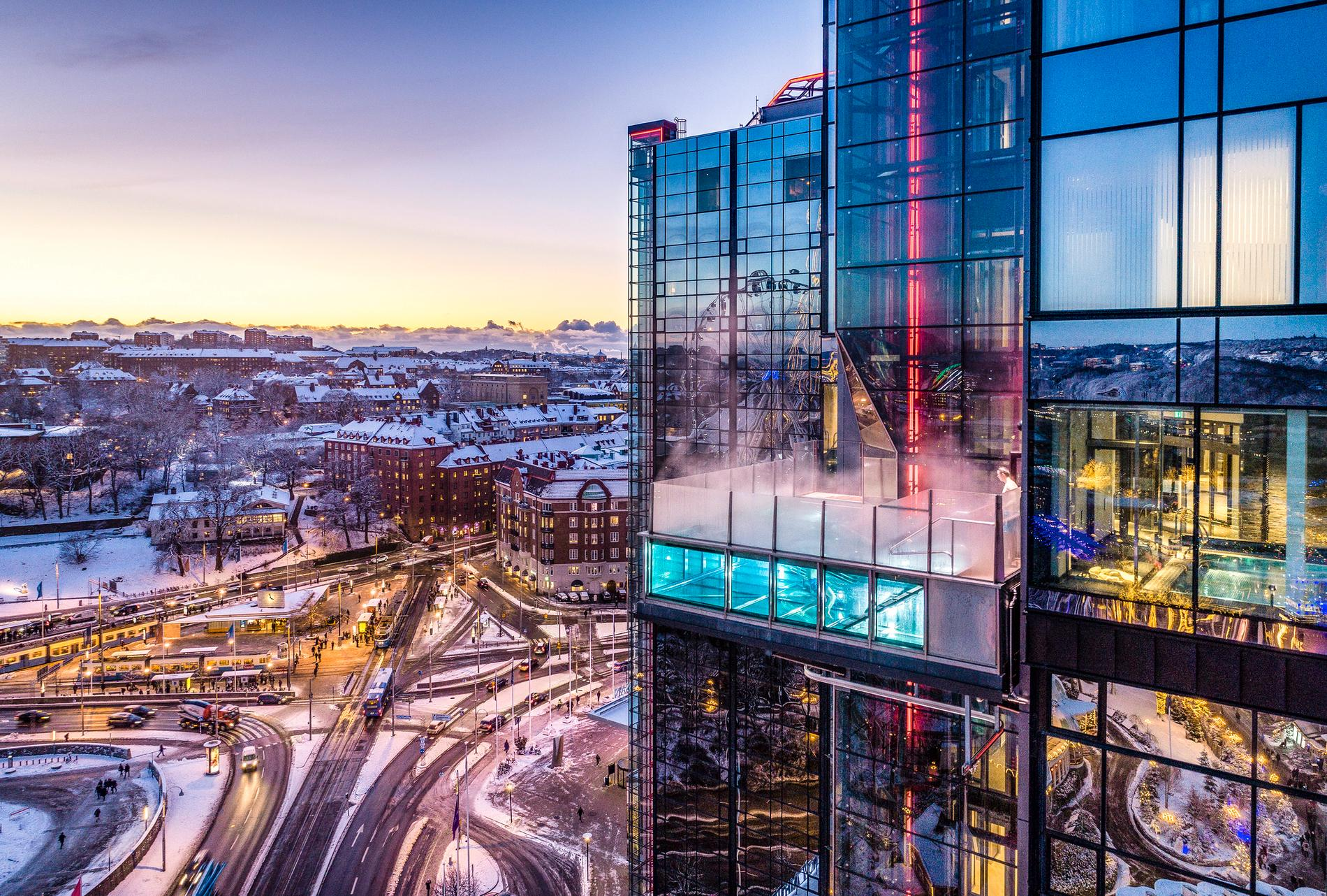 Upper House utsågs till Sveriges bästa lyxhotell 2019.