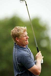 Förvandlingen. 77 slag dag 1 – blev till drömnoteringen 66 i dag. Peter Hedbloms runda i US Open ger eko i golfvärlden.