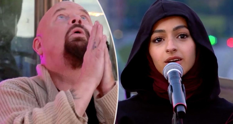 """Amena Alsameai gör det igen – trollbinder """"Idol""""-juryn"""