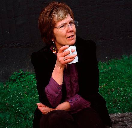 Hilary Wainwright.