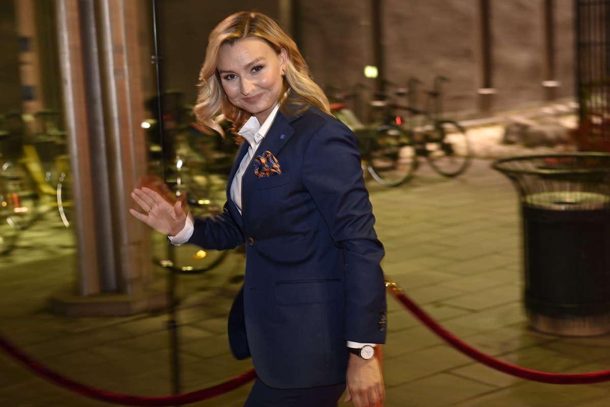 Ebba Busch, Kristdemokraterna.