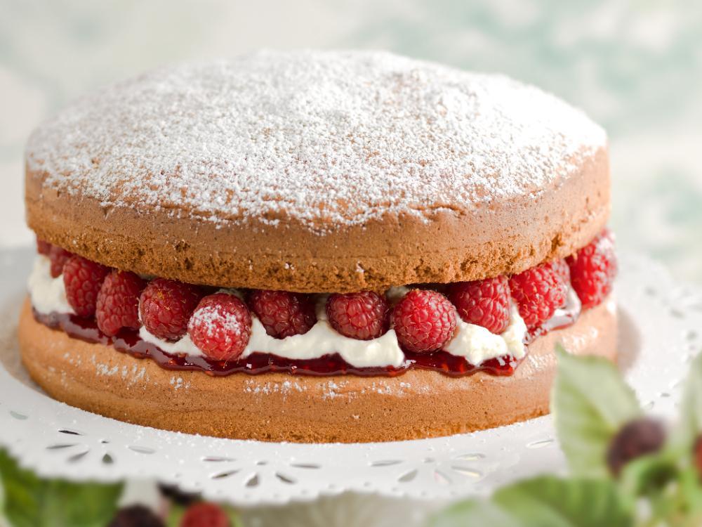Så bakar du en perfekt tårtbotten.