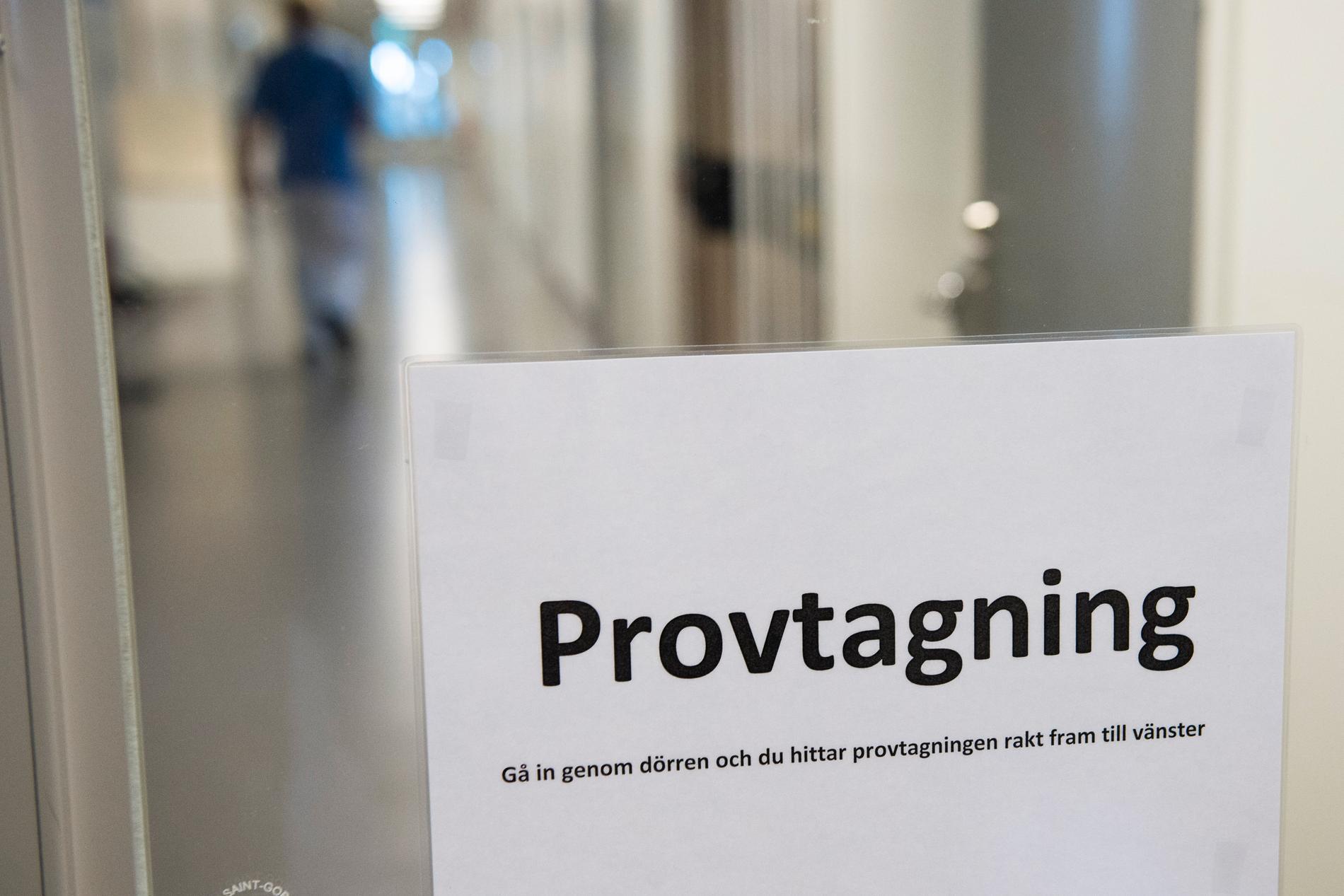 34 av de 827 patienter som har testats för tuberkulos i danska Ålborg var smittade. Arkivbild.