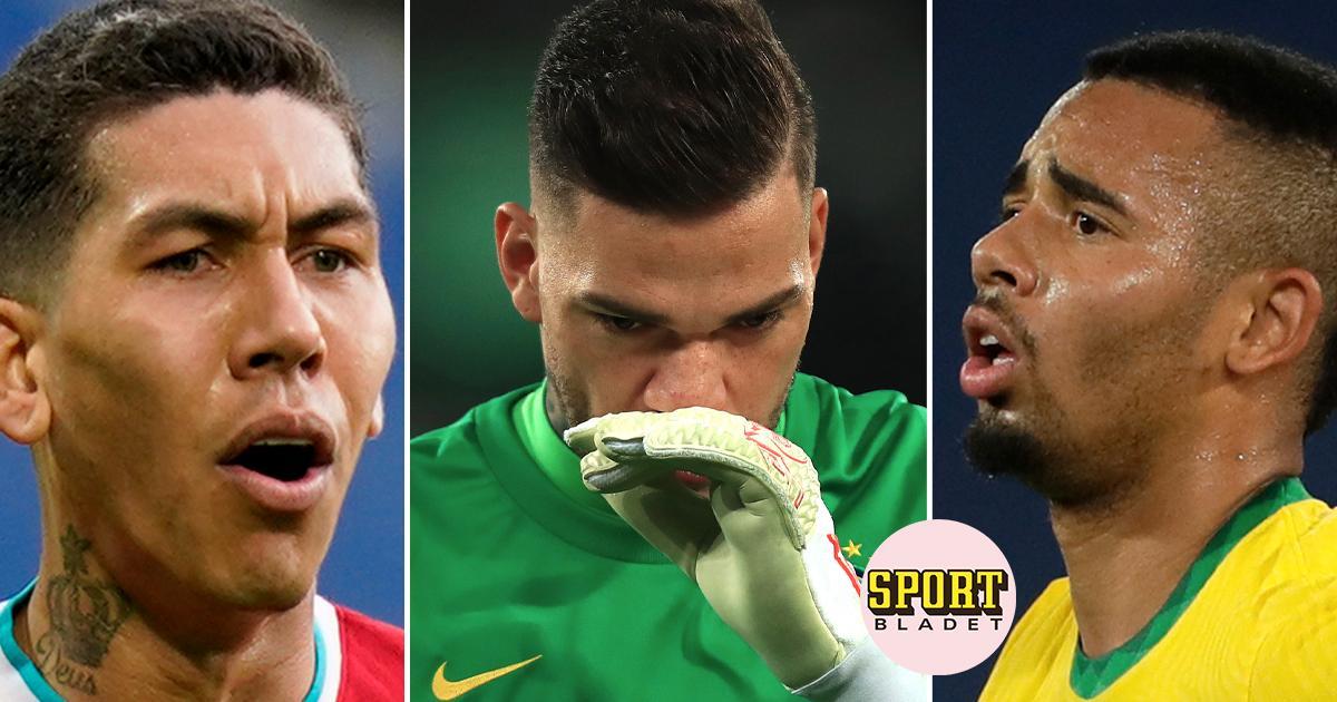Brasilien tar upp kampen mot Premier League-klubbarna