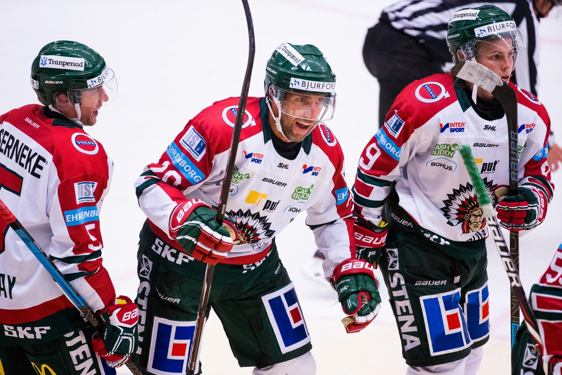 Frölunda inleder säsongen mot Djurgården.
