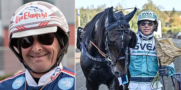 Reijo Liljendahls Admiral As spikas tillsammans med Örjan Kihlström.