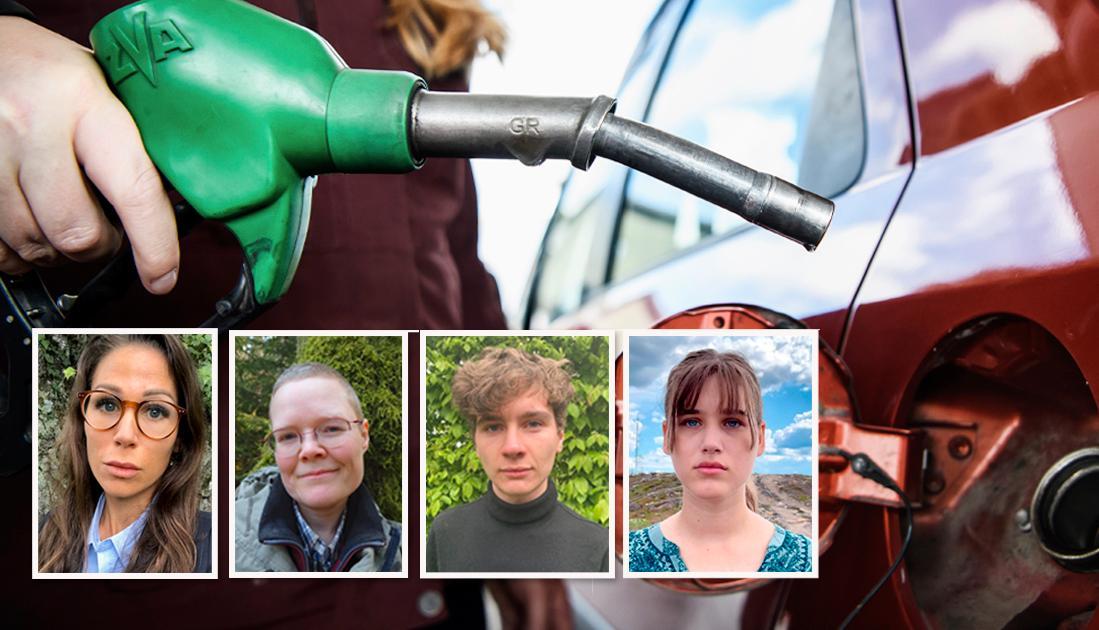 Inblandning av biodrivmedel i bensin och diesel kommer inte att leda till att vi tar nödvändiga steg för att vara i linje med Parisavtalet. Tvärtom leder det till 1. ökade växthusgasutsläpp de kommande avgörande decennierna 2. förlust av oersättlig skog, som annars dessutom hade tagit bort växthusgaser som vi redan släppt ut 3. förlust av biologisk mångfald, vår bästa vän för att kunna nå klimatmålen, skriver debattörerna.