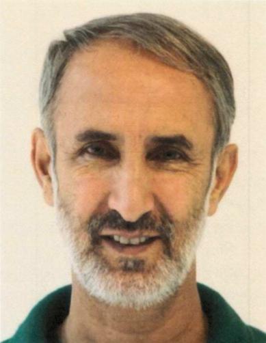Hamid Noury grips, på Arlanda den 9 november, så snart han sätter fot på svensk mark.
