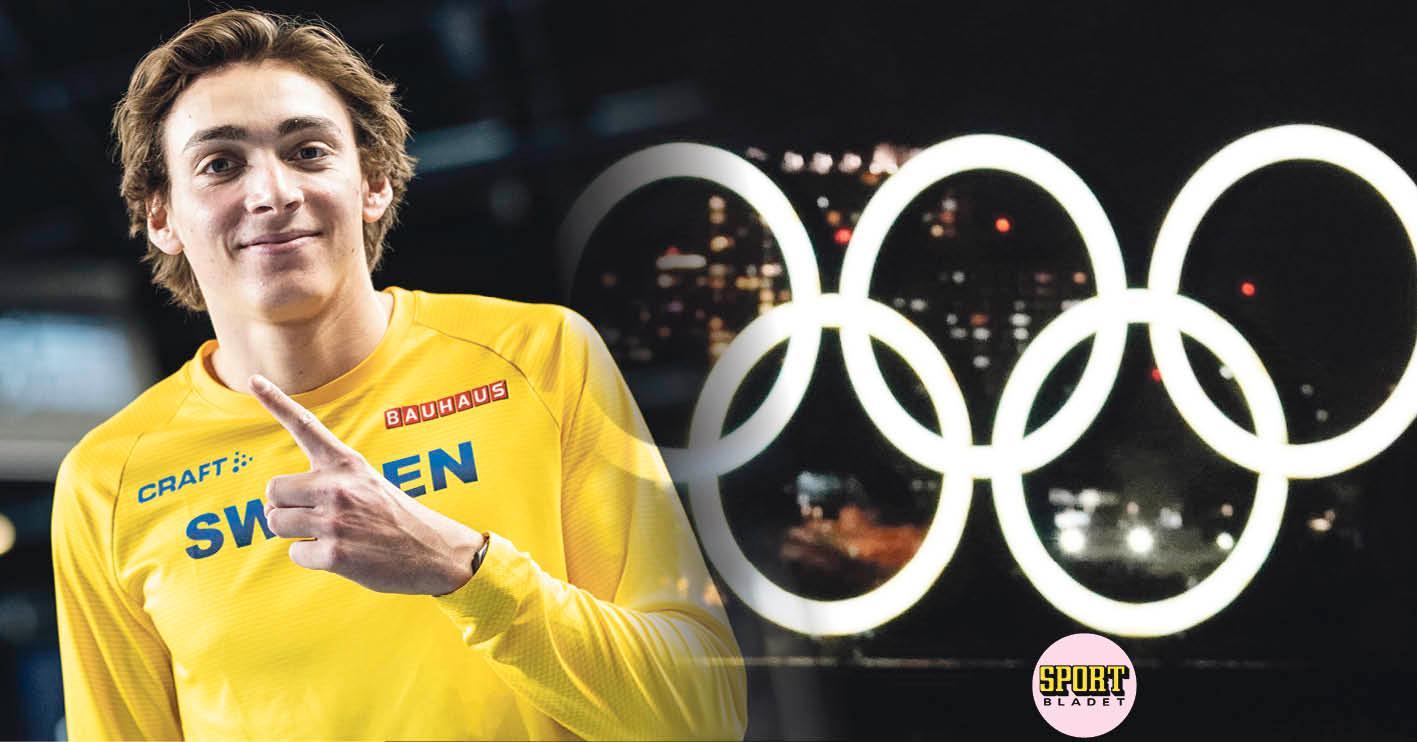 Armand Duplantis. Sveriges största guldhopp i OS 2021?