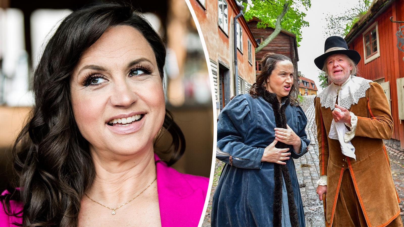 Petra Mede om nya dejtingprogrammet på TV4