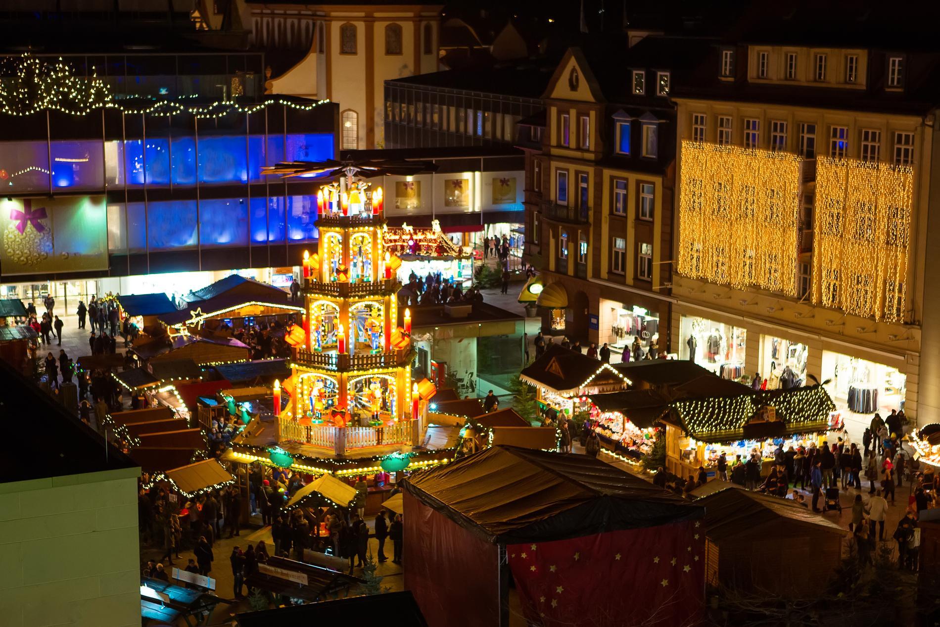 Nürnberg är perfekt för julälskaren.