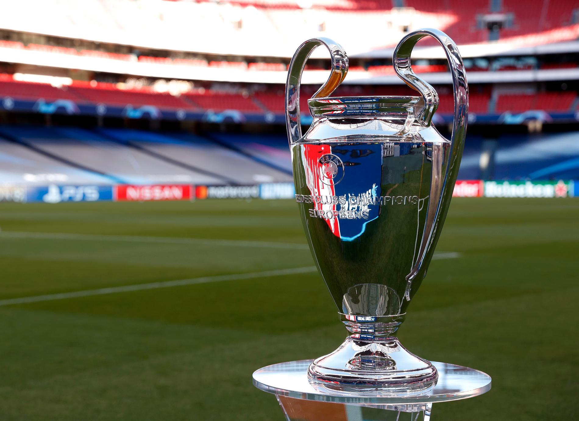 Champions League-finalen 2021 spelas 29 maj i Porto.