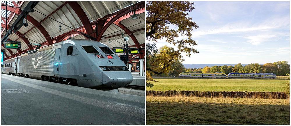I dag släpper SJ alla sina tågbiljetter till sensommaren och hösten.