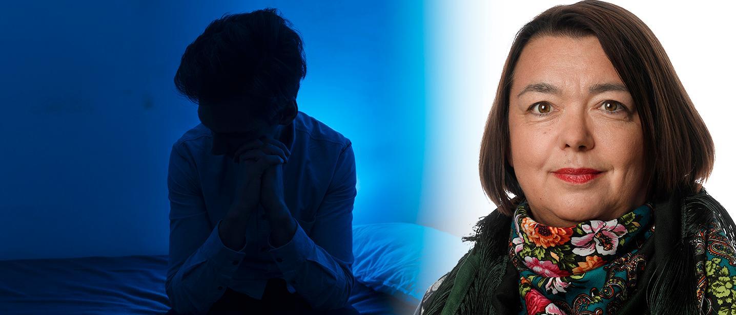 Inga-Lina Lindqvist har läst tre böcker om psykisk ohälsa och psykiatrins misslyckanden