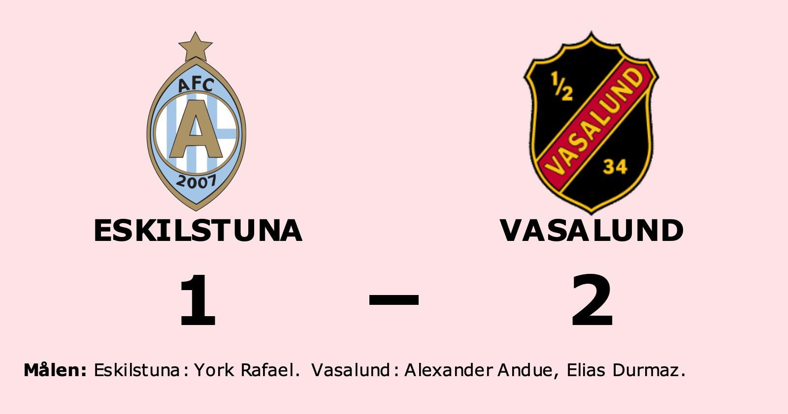 Andue och Durmaz fixade Vasalunds vändning