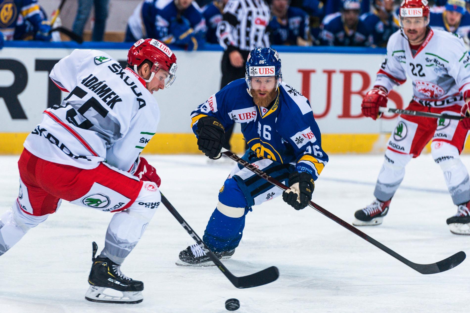 Linus Klasen är nära en återkomst till Luleå.