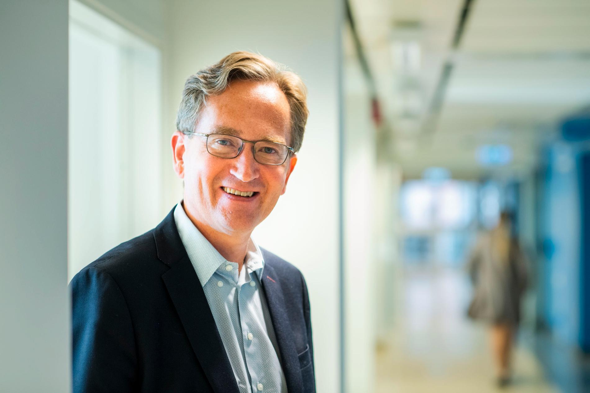 Joakim Dillner, professor i infektionsepidemiologi vid Karolinska institutet