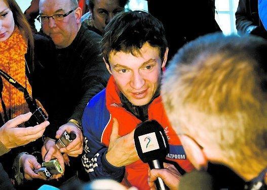 Ryske storstjärnan Maksim Tjudov tycker att Pichler borde be hans landslag om ursäkt.