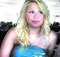 Mördad 16-åriga Norba Haddad höggs till döds av den psyksjuke mannen. Foto: PRIVAT