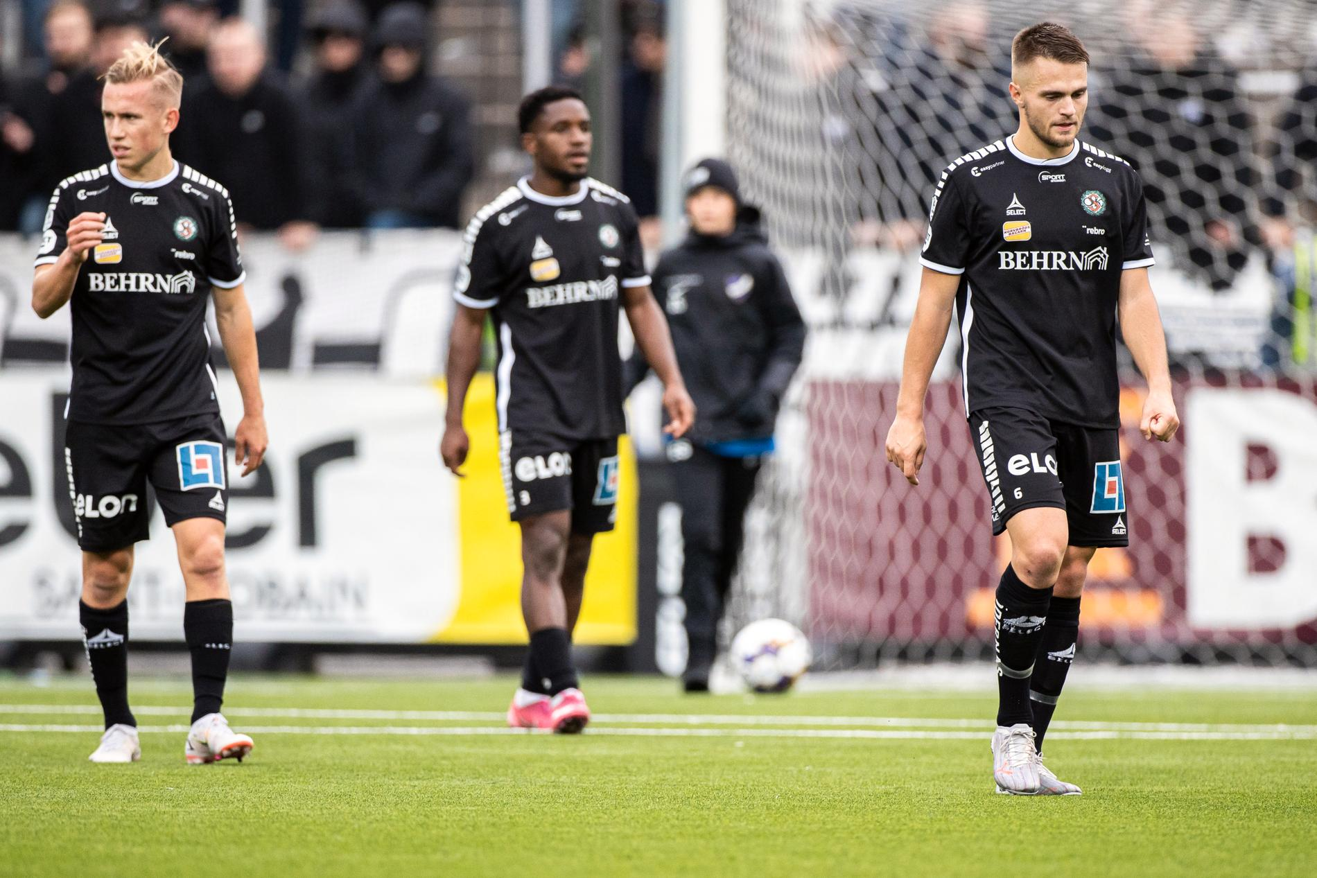 Örebro kämpar för sin överlevnad.