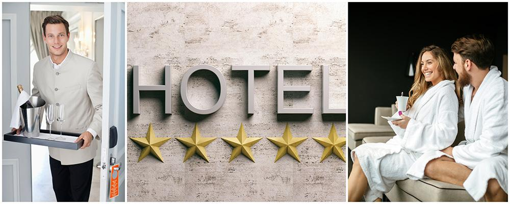 Billigaste lyxhotellen hittar du i turkiska Antalya och i Mexico City.