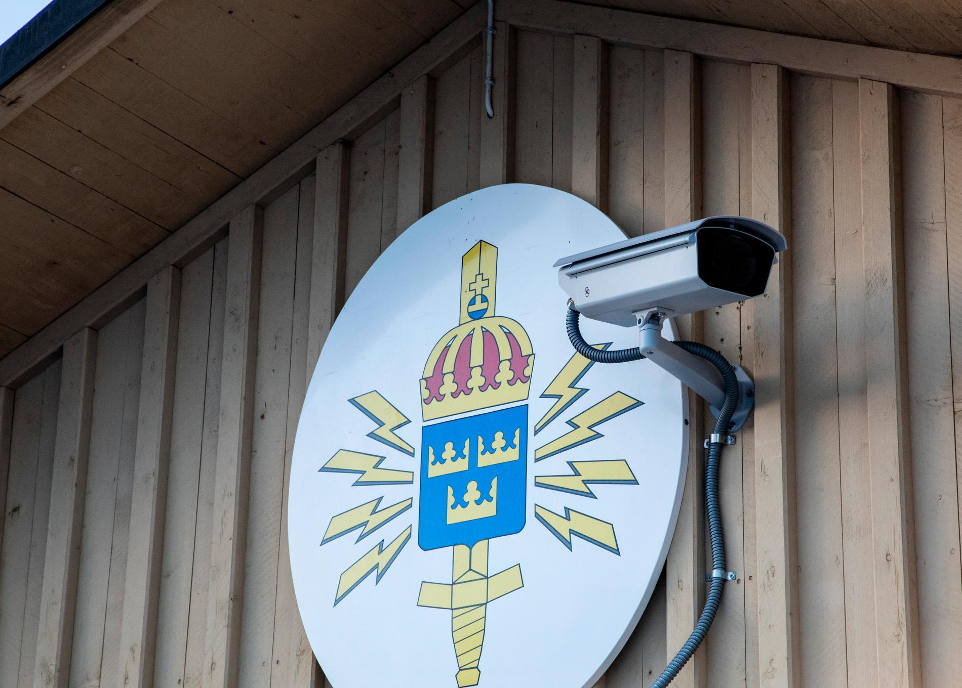 Polis och säkerhetspolis utökad tillgång till uppgifter från försvarsmaktens signalspaning. Arkivbild.
