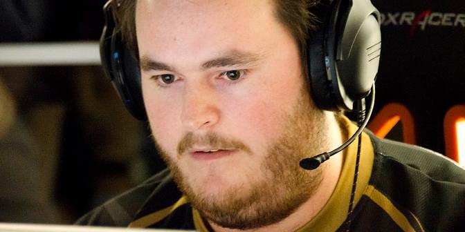 "Adam ""Friberg"" Friberg gick lös på Cobblestone. Photo: Tobias Lundberg"