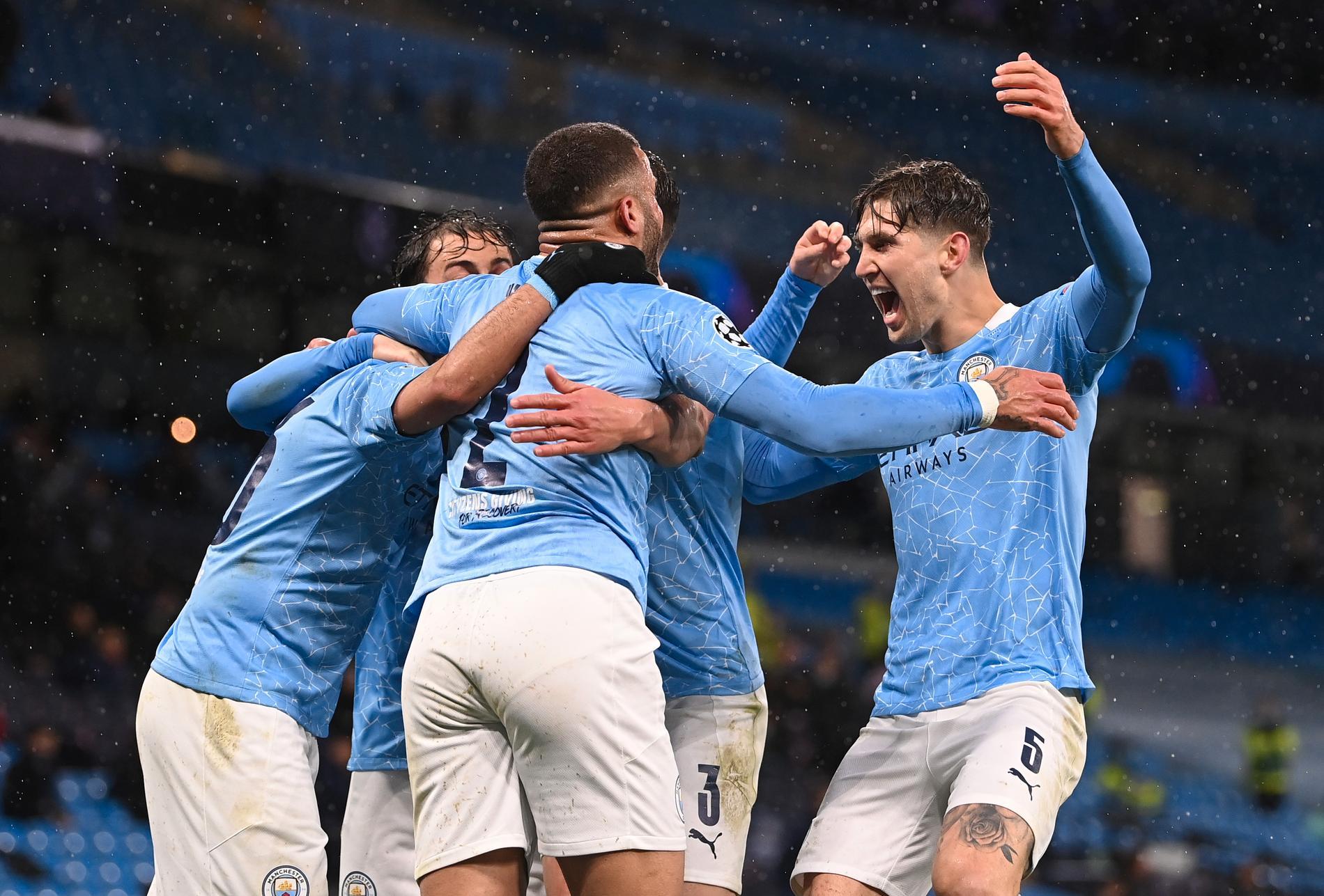 Manchester City spelar sin första Champions League-final.