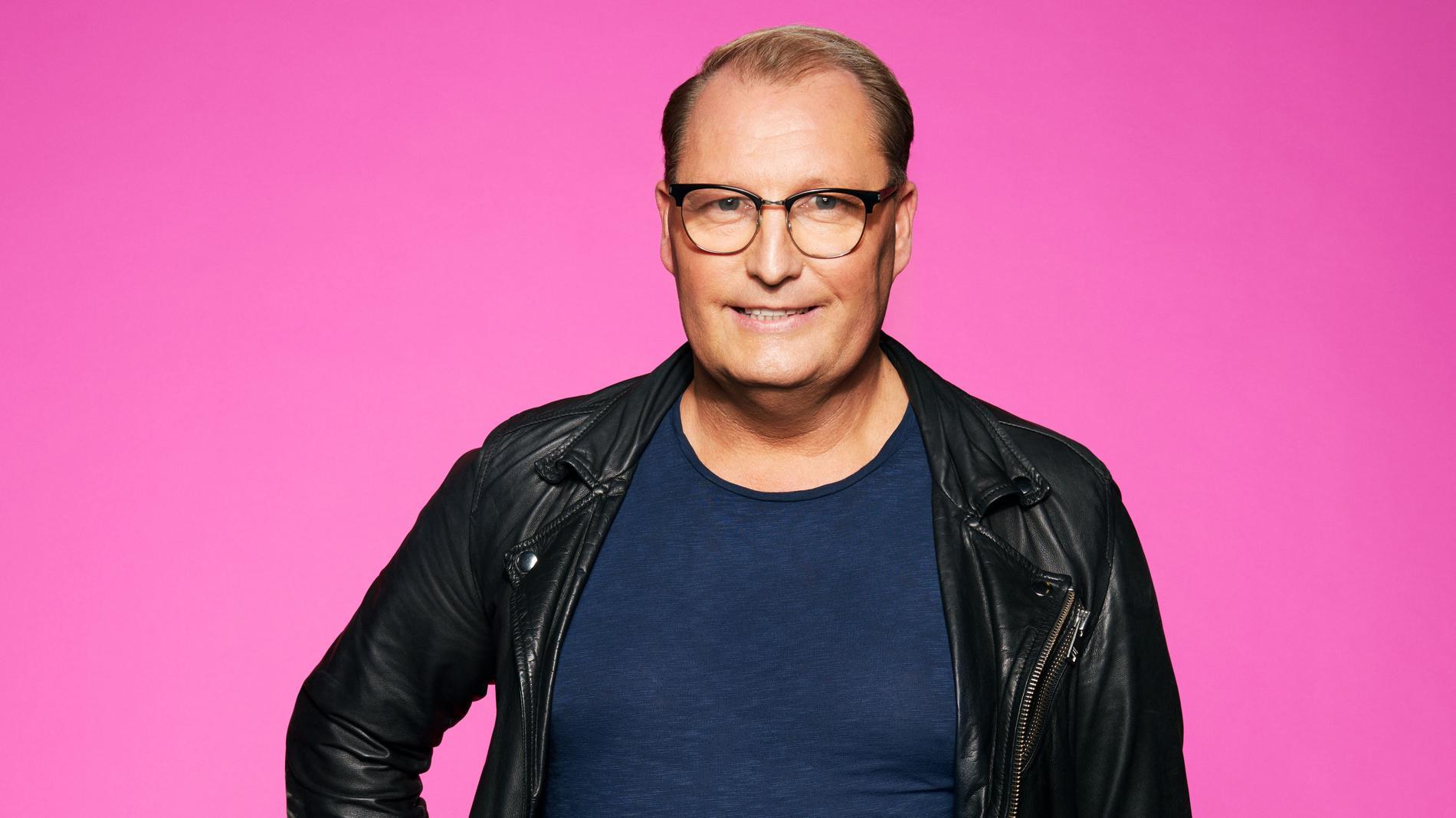 Patrik Svensson, 51, Göteborg.