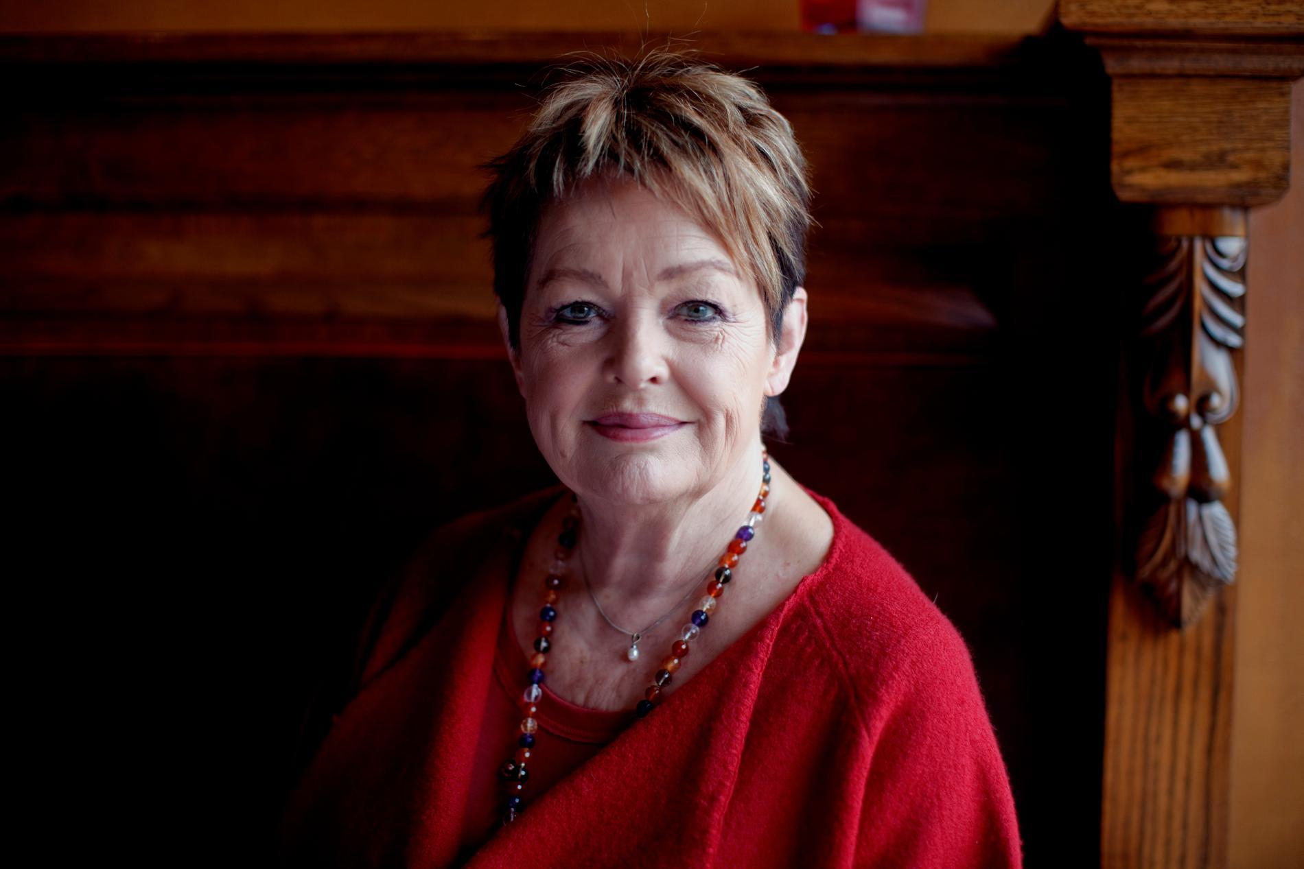En tv-intervju med danska storstjärnan Ghita Nørby har blivit veckans snackis i Danmark. Arkivbild.