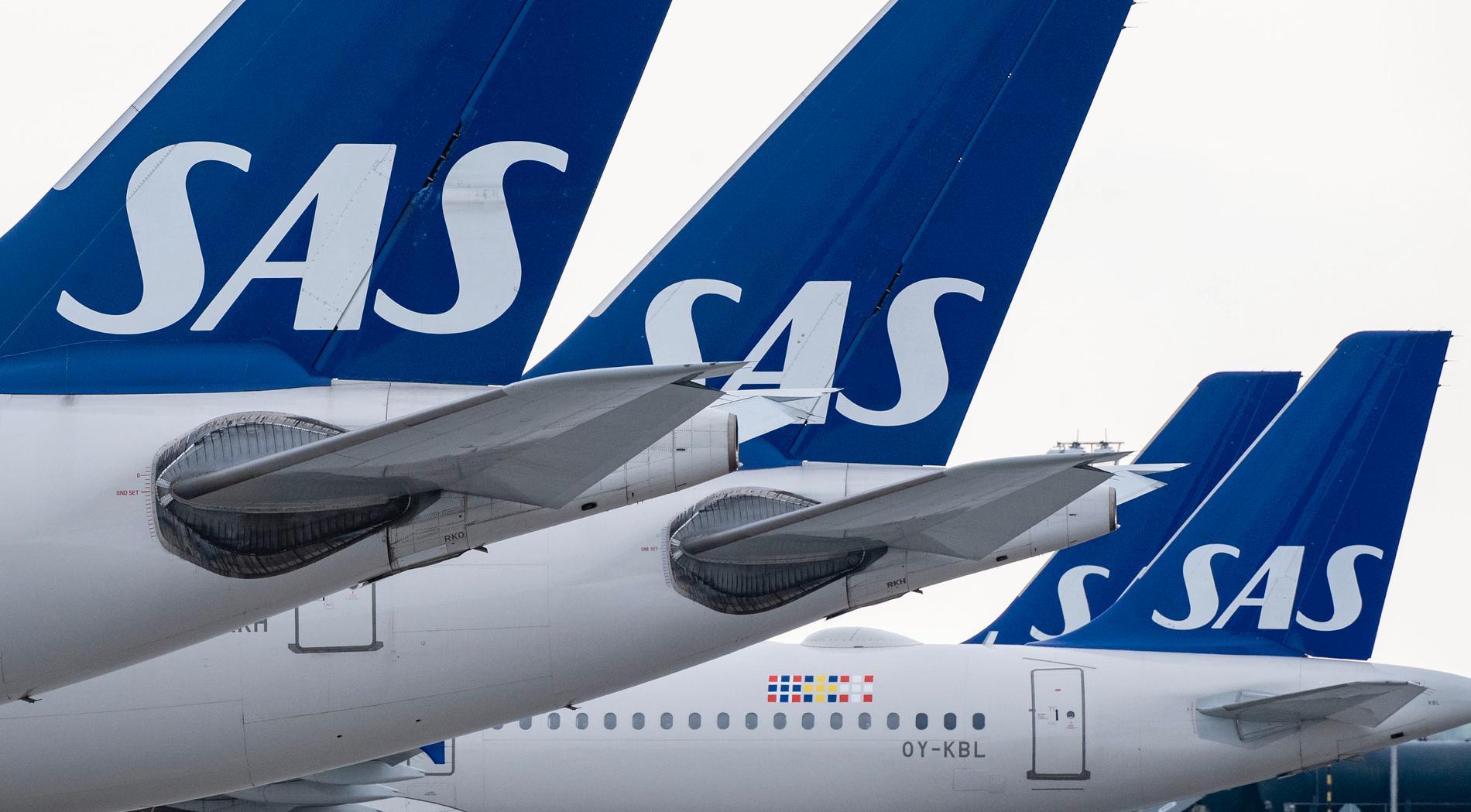 SAS ska genomföra flera förändringar för miljön de kommande månaderna, att sluta med taxfreeförsäljning är en sådan.