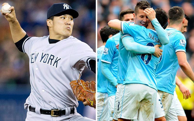 Är du duktig i idrott och vill tjäna storkovan kan du sikta mot stjärnorna och en karriär i New York Yankees eller Manchester City.