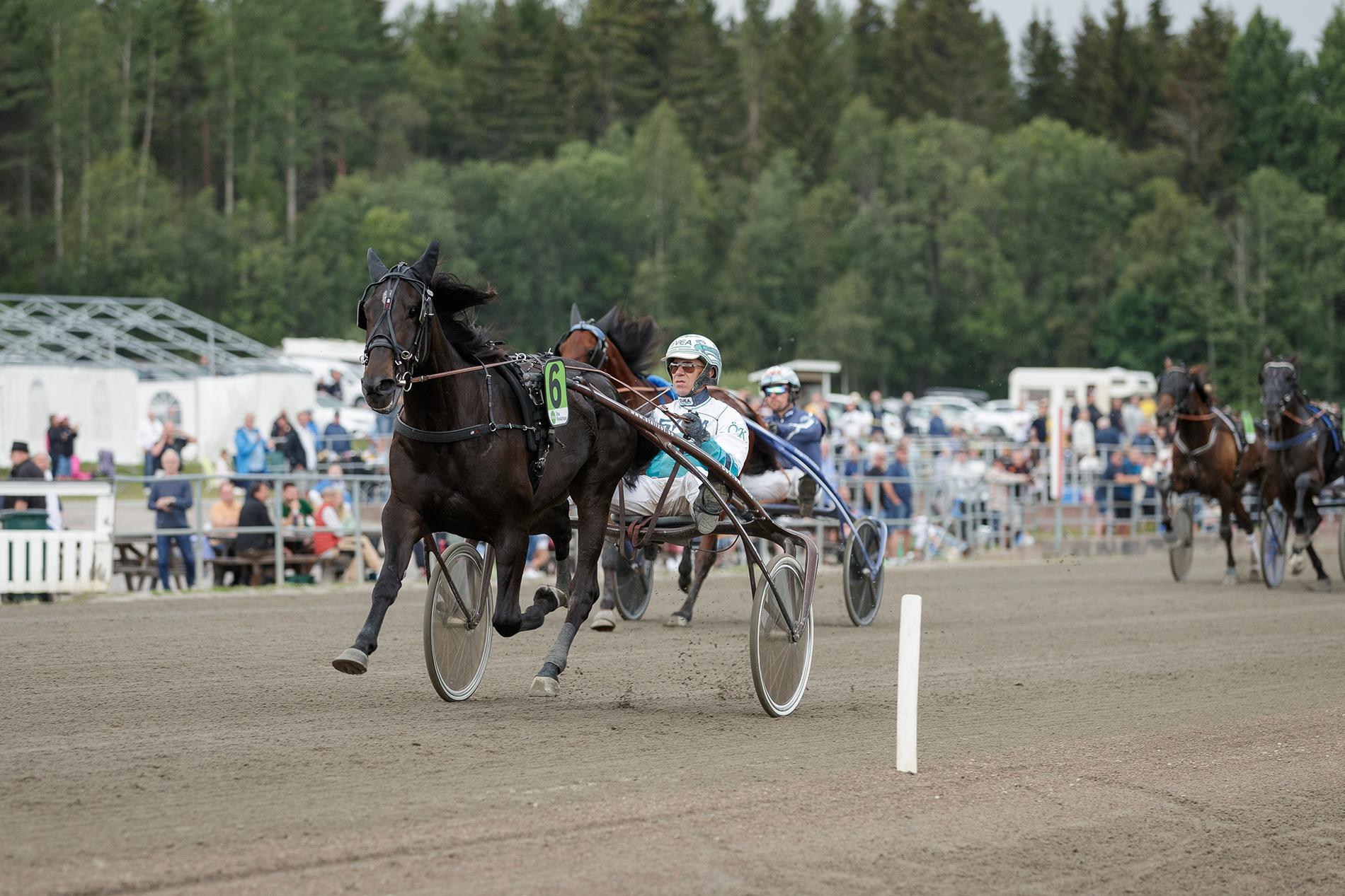 Erv Zet och Örjan Kihlström.
