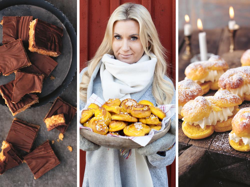Jenny Warsén delar med sig av sina bästa recept ill jul.