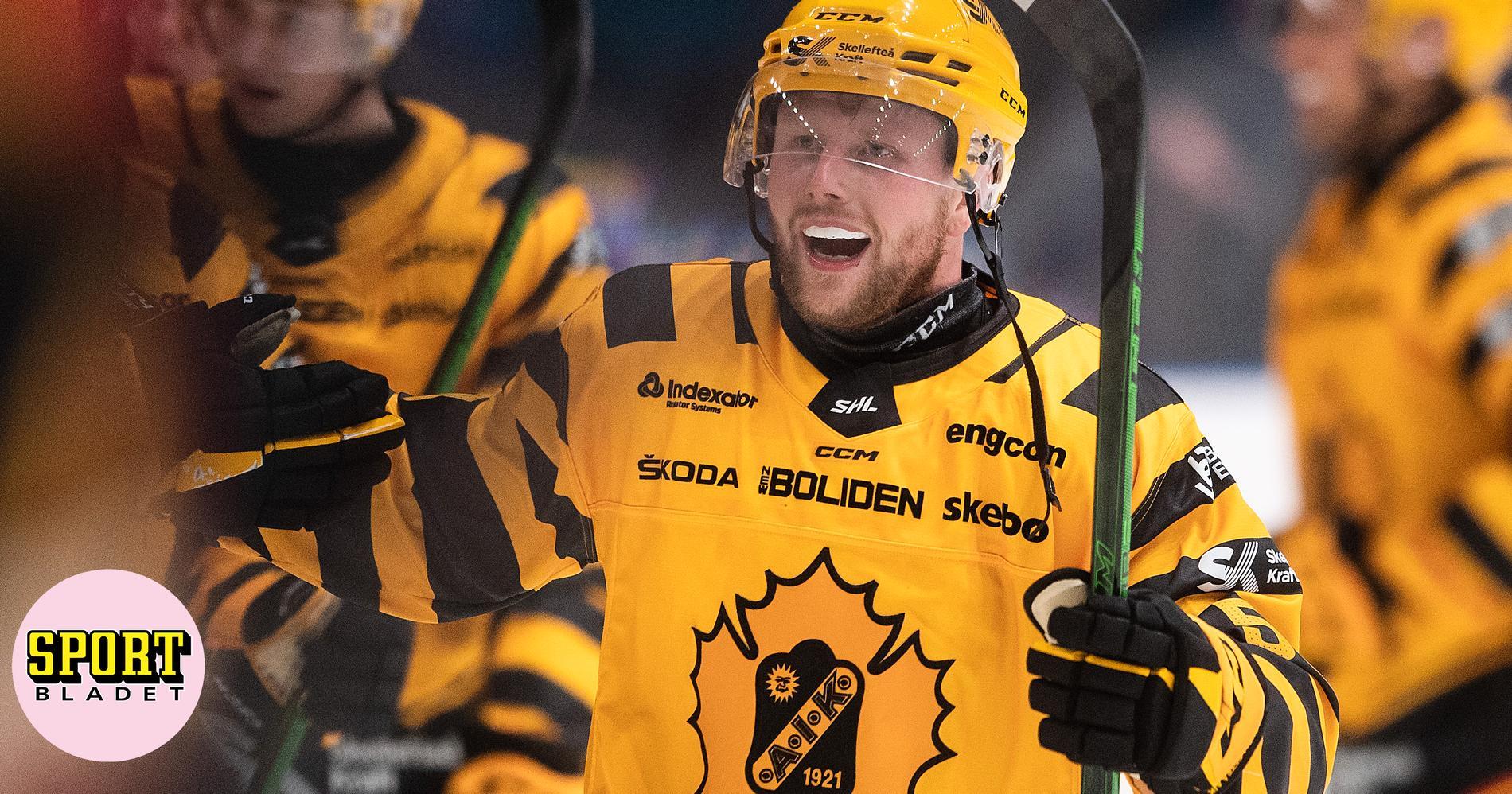 Växjö och Luleå är ute efter succébacken Oskar Nilsson