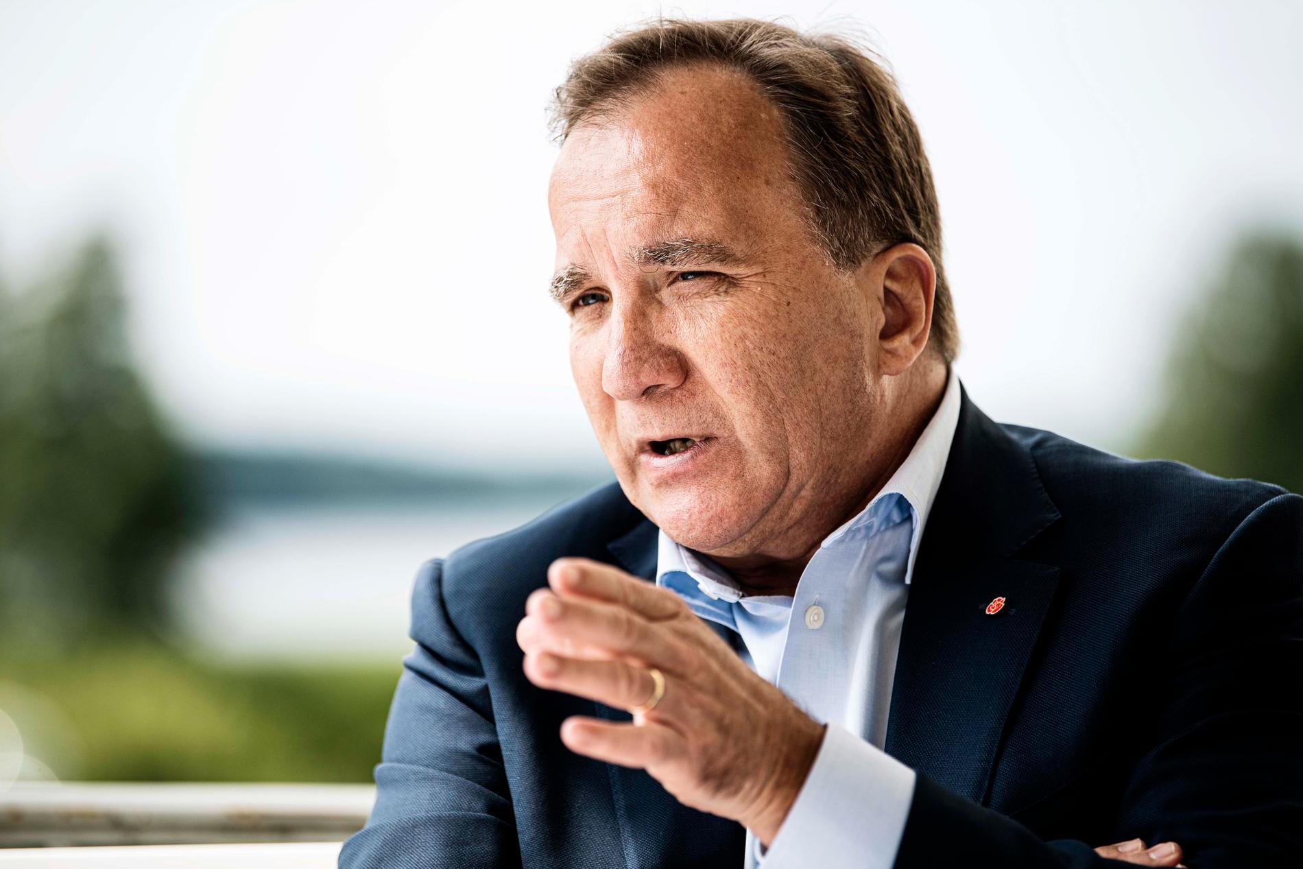 De rika har blivit allt rikare i Sverige under Stefan Löfvens styre.