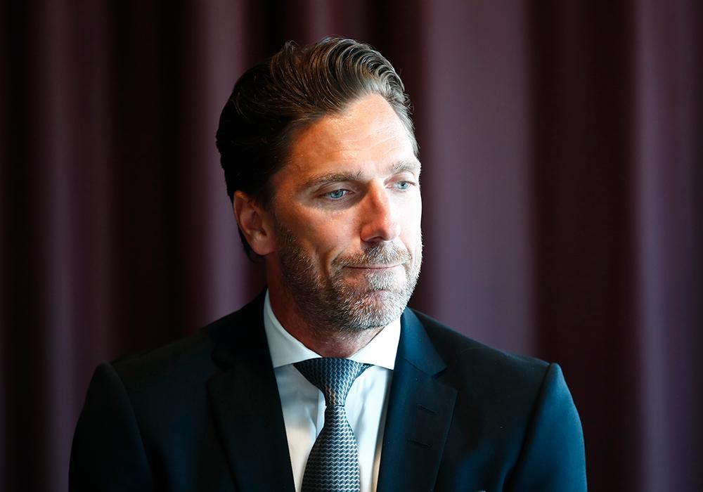 Henrik Lundqvist lägger av.