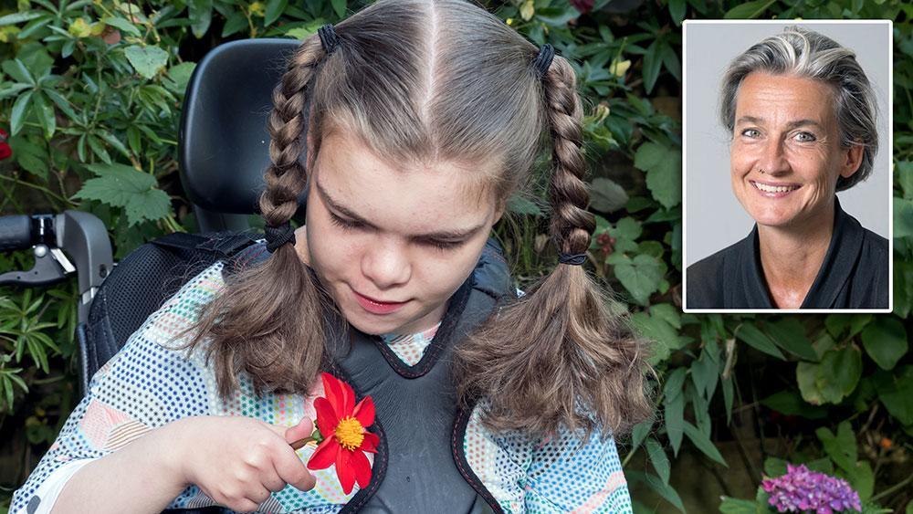 Hur har utredningen tänkt när man har kommit fram till att barn under 16 år är en bra grupp att strypa stödet till? Varför ska barn inte vara värda att satsa på, enbart på grund av att de har en funktionsnedsättning, skriver Maria Persdotter, förbundsordförande i RBU.