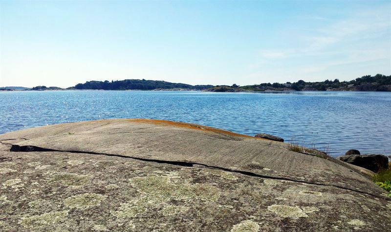 Lövnäsbadet, sjön Yngern, Nykvarn