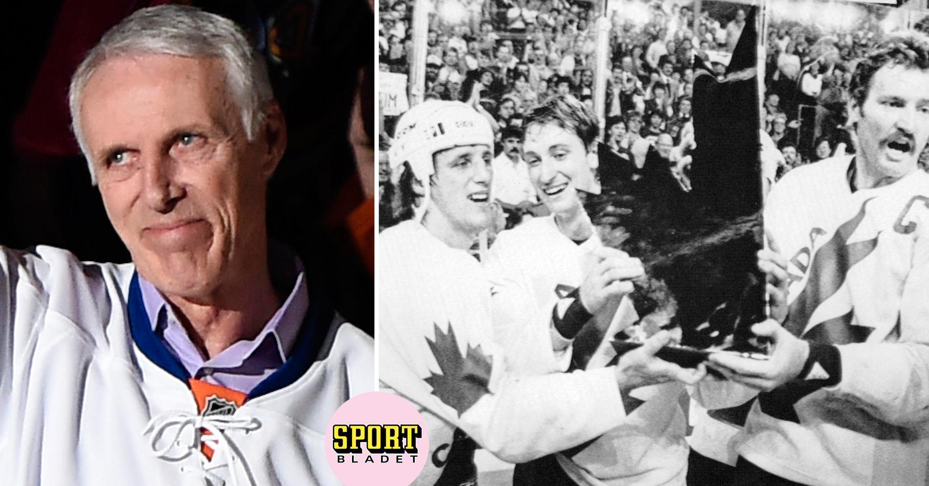 NHL-legendaren drabbad av lungcancer
