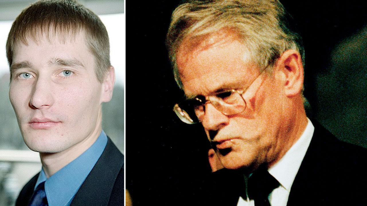 Estoniautredaren Margus Kurm, till vänster, anklagar nu svenska regeringar för att ha känt till vrakets skick – men mörkat. Statsministern Ingvar Carlsson beslutade att Estonia inte skulle bärgas
