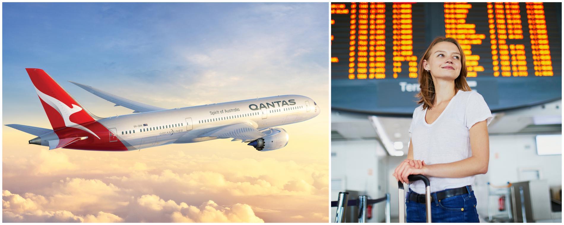 Qantas världens säkraste flygbolag.