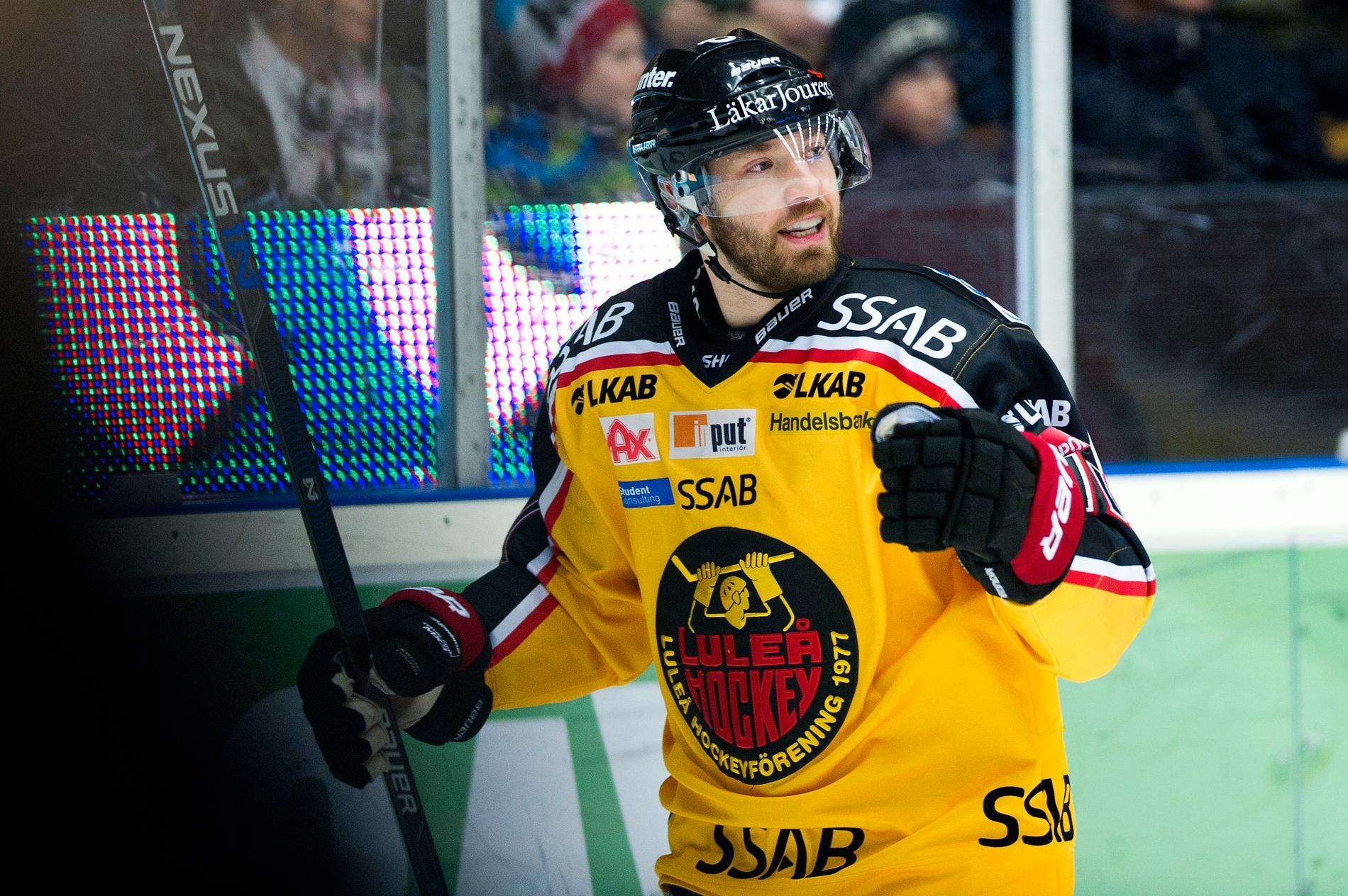Jacob Micflikier blir inte kvar i Luleå.