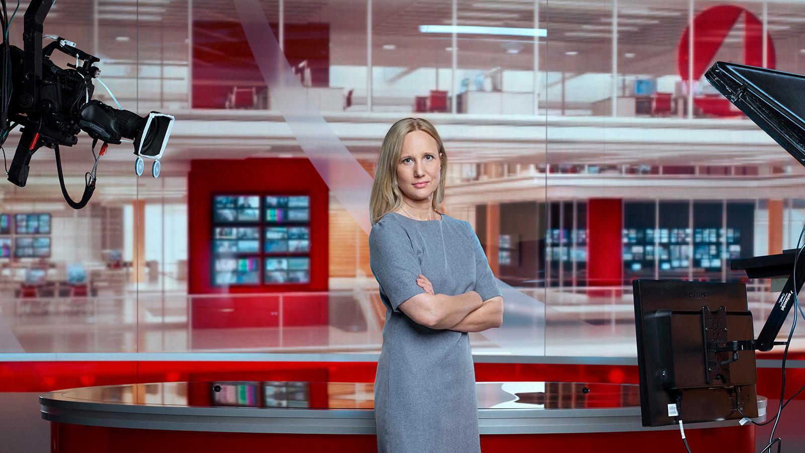 Viveka Hansson, programdirektör på TV4.