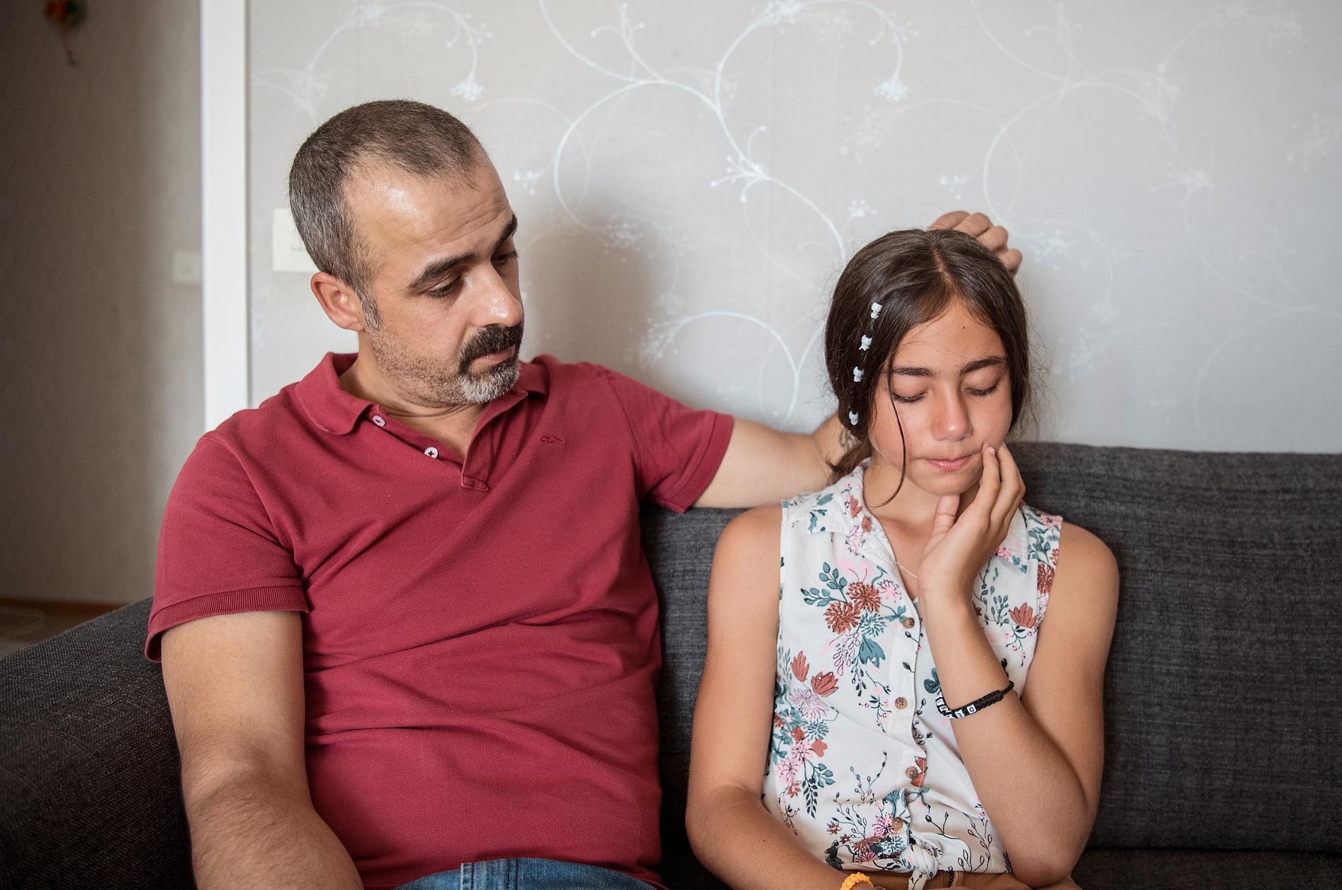 Familjen hoppas att Migrationsöverdomstolen ska ta upp fallet och göra en annan bedömning än Migrationsverket.