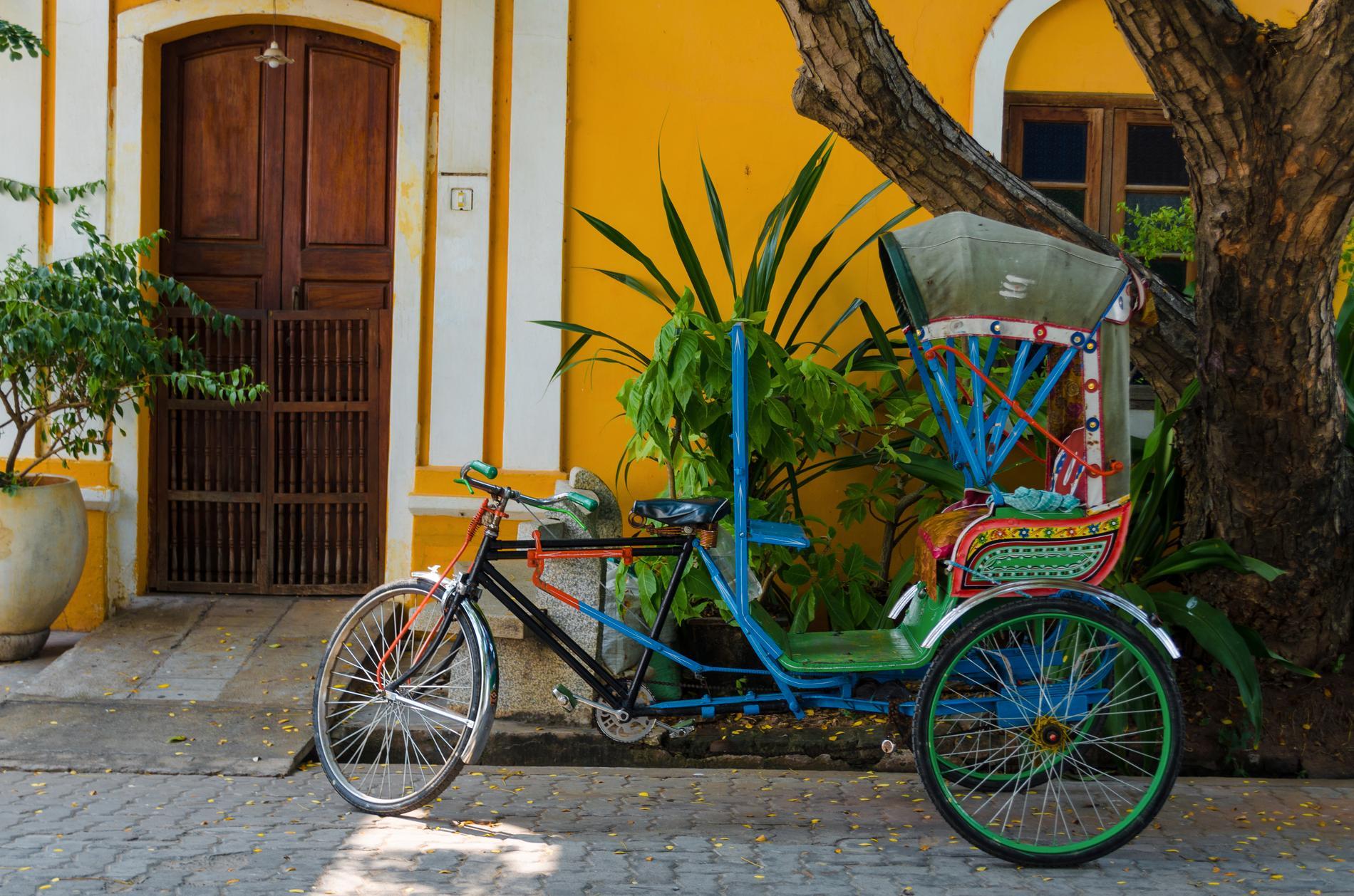 Den indiska staden Puducherry spelar en lite mindre roll i filmen Life of Pi.