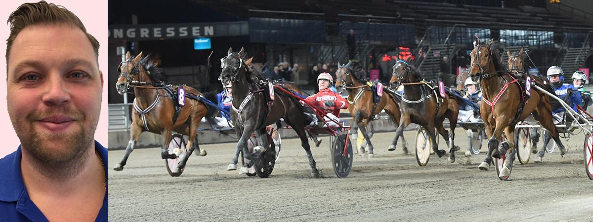 Sportbladets travexpert Martin Berg tippar V4.