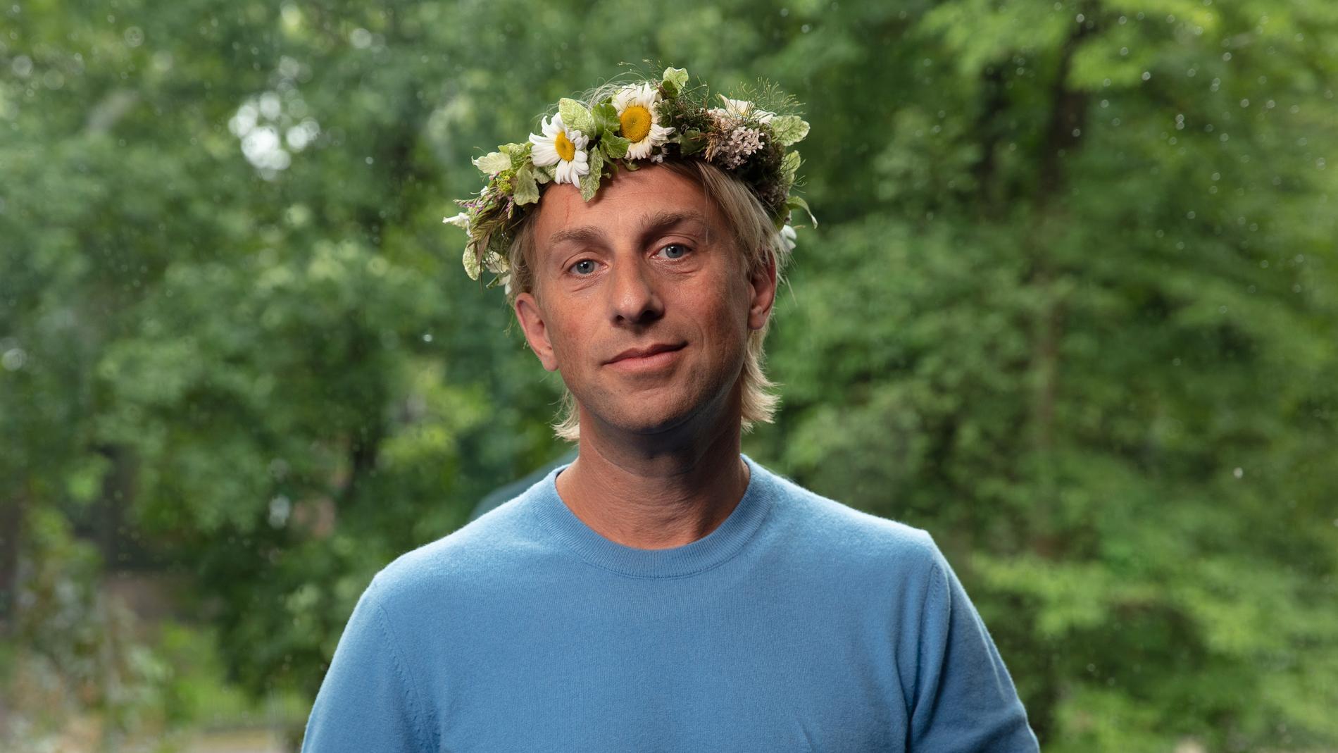 Anders Hansen sommarpratar i P1