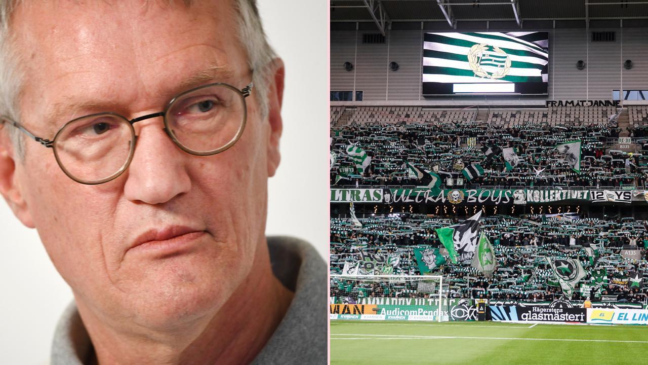Anders Tegnell tror inte att det blir spel inför publik om allsvenskan drar igång i juni.